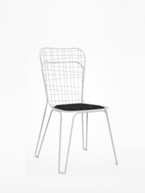 Inout 875 Chair – Category C - Rete Nera