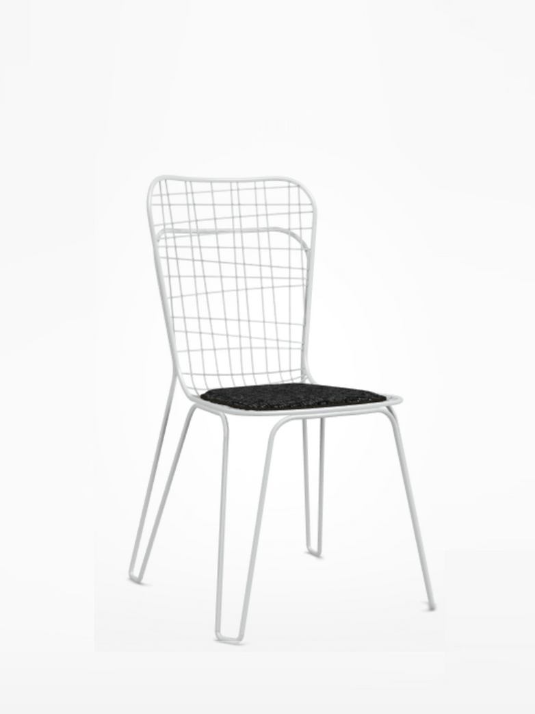 Inout 875 Chair – Category C - Rete Nera