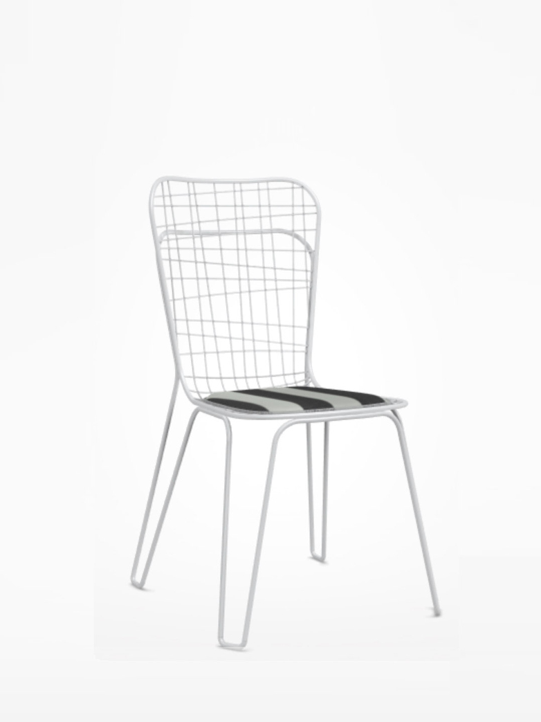 Inout 875 Chair – Category C - Canete Rigato Nero