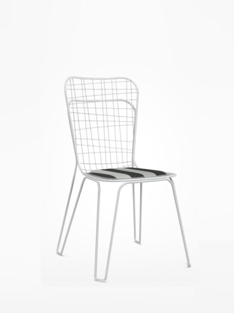 Inout 875 Chair – Category C - Canete Rigato Nero