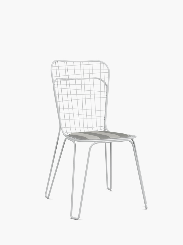 Inout 875 Chair – Category C - Canete Rigato Grigio