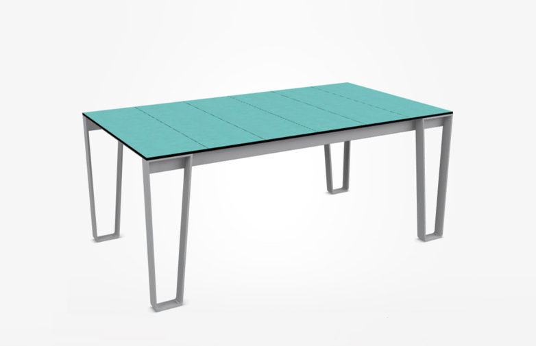Inout 938 Table – Turquoise Lava Stone