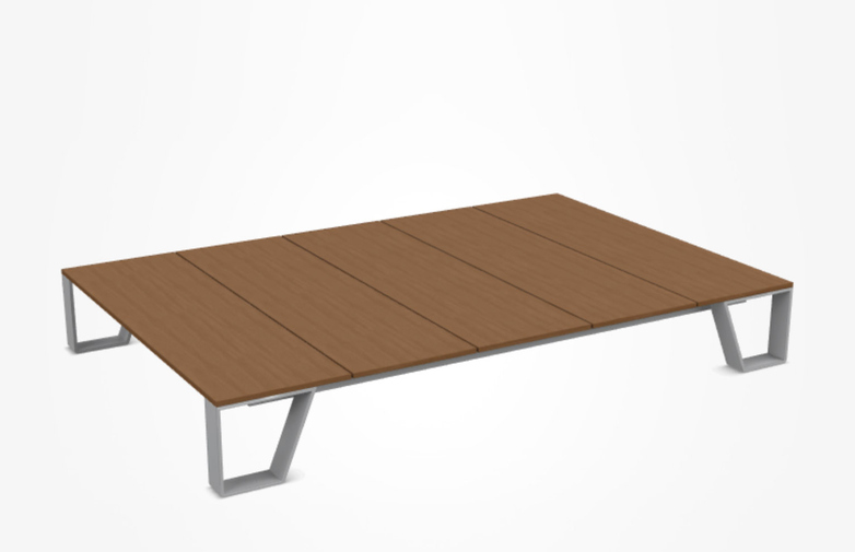 Inout 955 Coffee Table – Teak