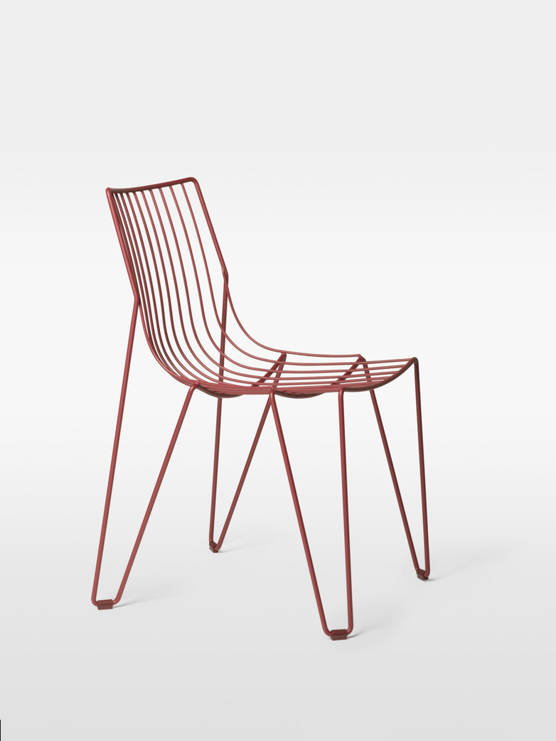 Tio Chair – Wine Red