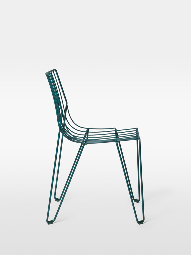 Tio Chair – Blue Green