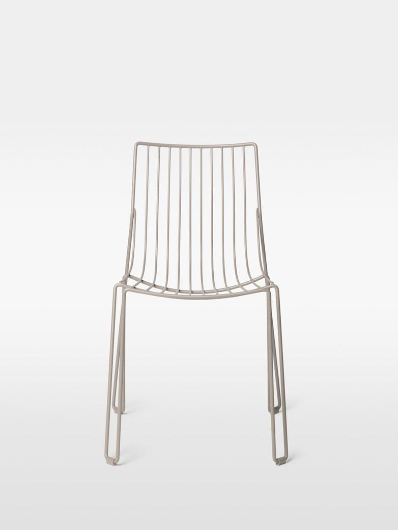 Tio Chair – Stone Grey