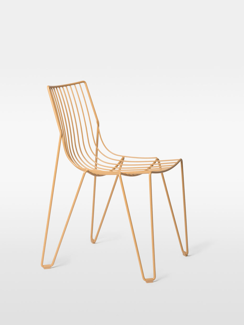 Tio Chair – Brown Beige