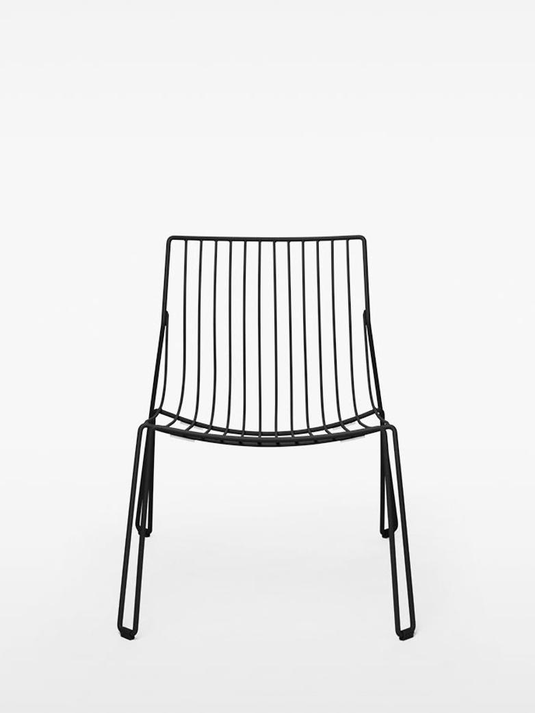 Tio Easy Chair – Black