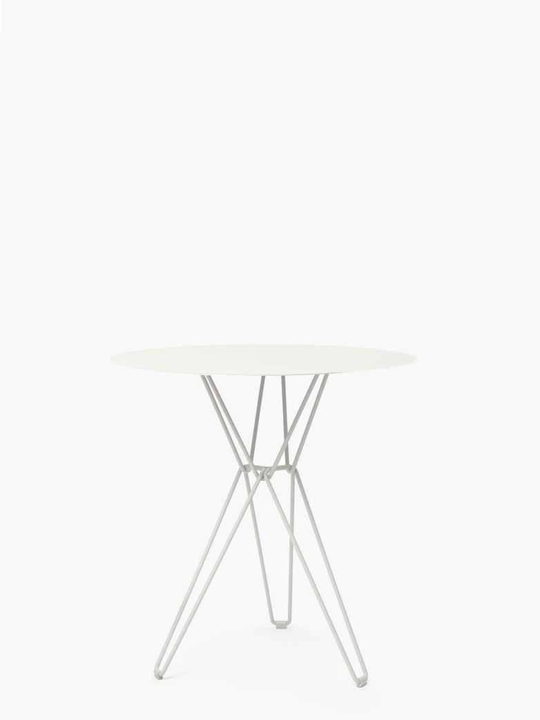 Tio Bar Table – White – Ø75