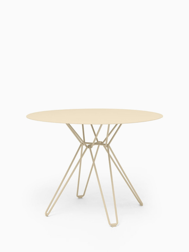 Tio Coffee Table – Ivory – Ø60