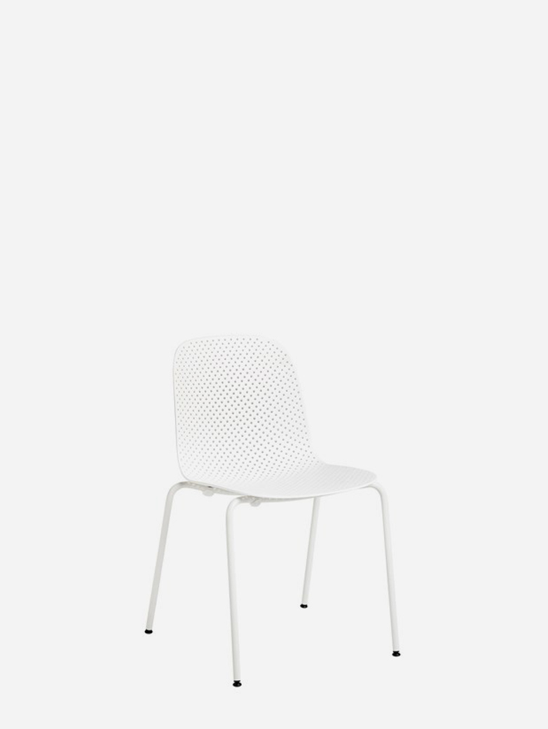 13eighty Chair – Grey White