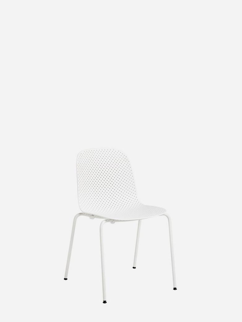 13eighty Chair – Grey White