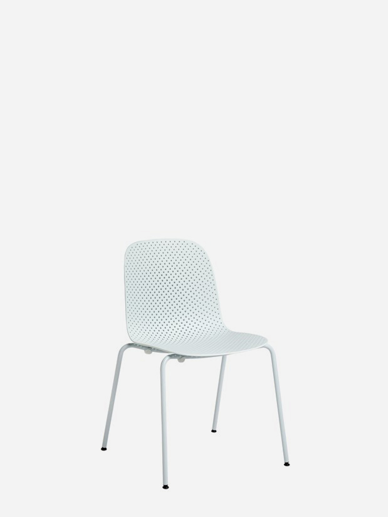 13eighty Chair – Pure Grey