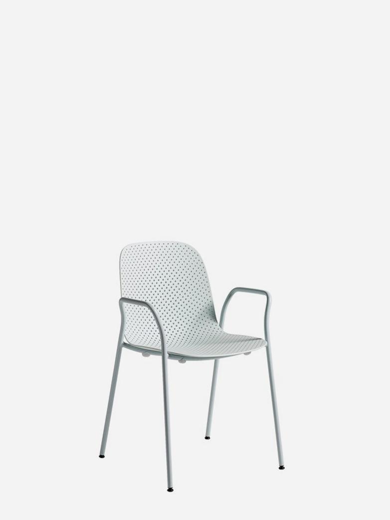 13eighty Chair – Pure Grey