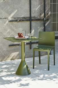 Elementaire Chair – Olive Green