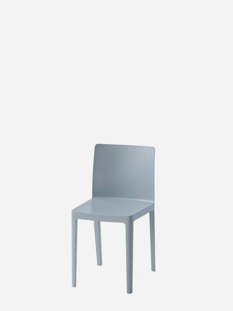 Elementaire Chair – Blue / Grey