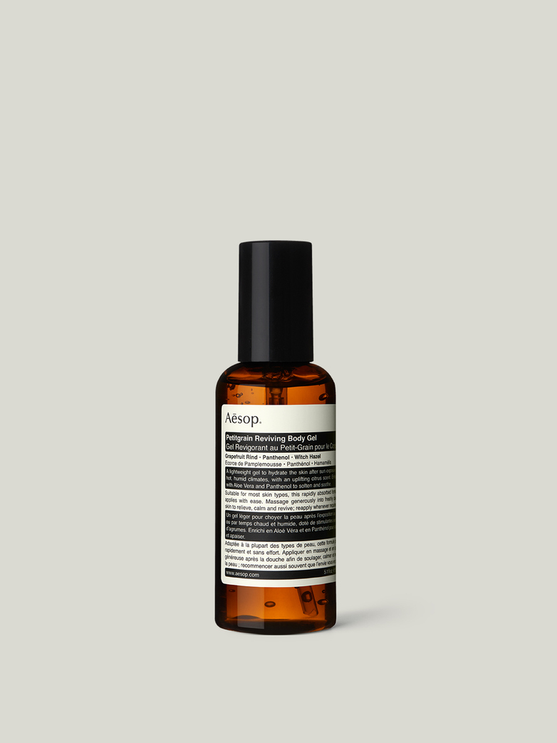Petitgrain Reviving Body Gel – 150mL