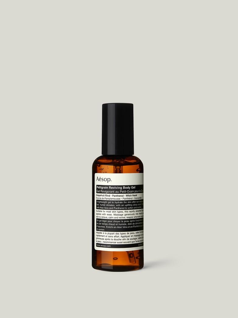 Petitgrain Reviving Body Gel – 150mL