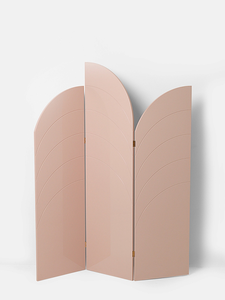 Unfold Room Divider – Rose