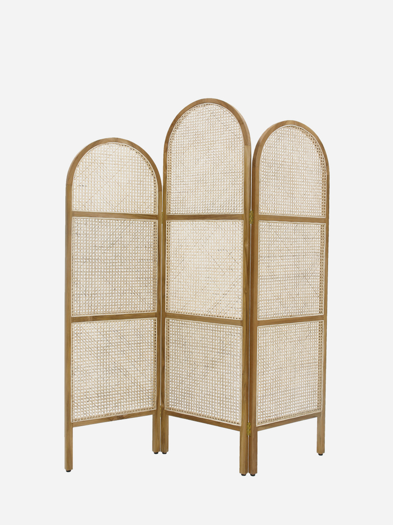 Webbing Room Divider – Natural