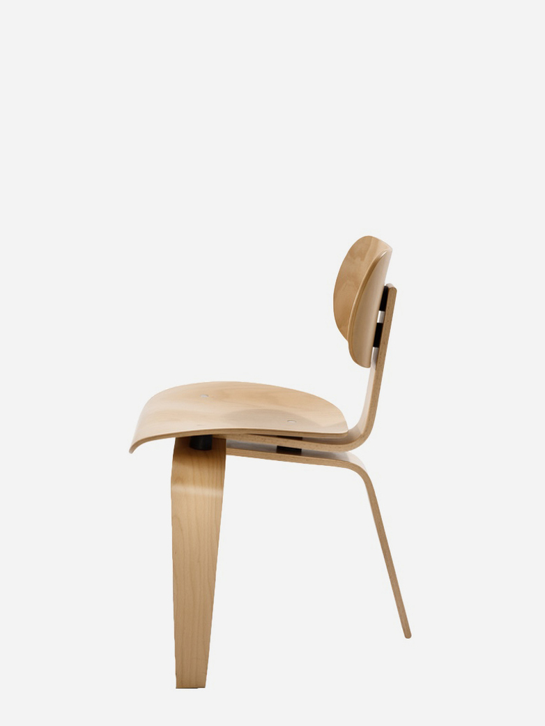 Eiermann SE42 Chair – Natural Beech
