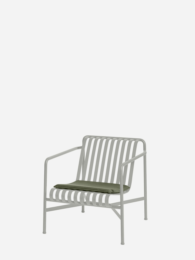 Palissade Cushions Plain Lounge Chair – Low and High