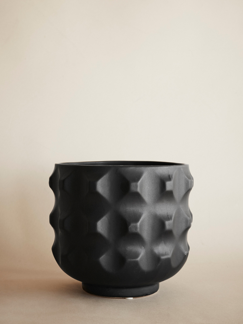 Miso Pot – Black