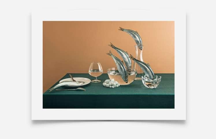 Marbles of Manuel – 50x70 700 SEK