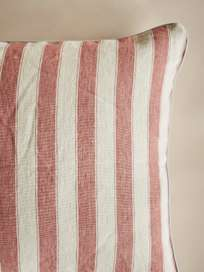 Waltham Stripe – Red – 60 x 60
