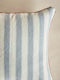 Waltham Stripe – Blue – 60 x 60