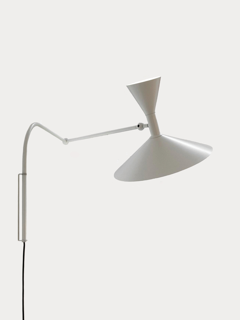 Lampe de Marseille Wall Lamp – Whitewash