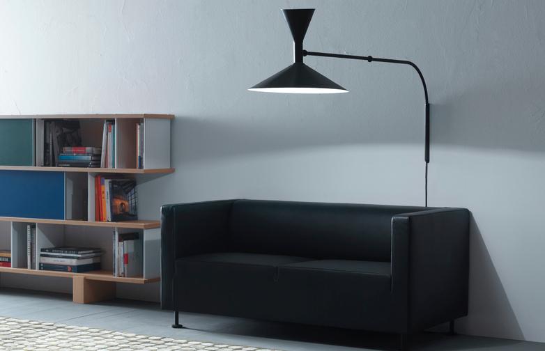 Lampe de Marseille Wall Lamp – Whitewash