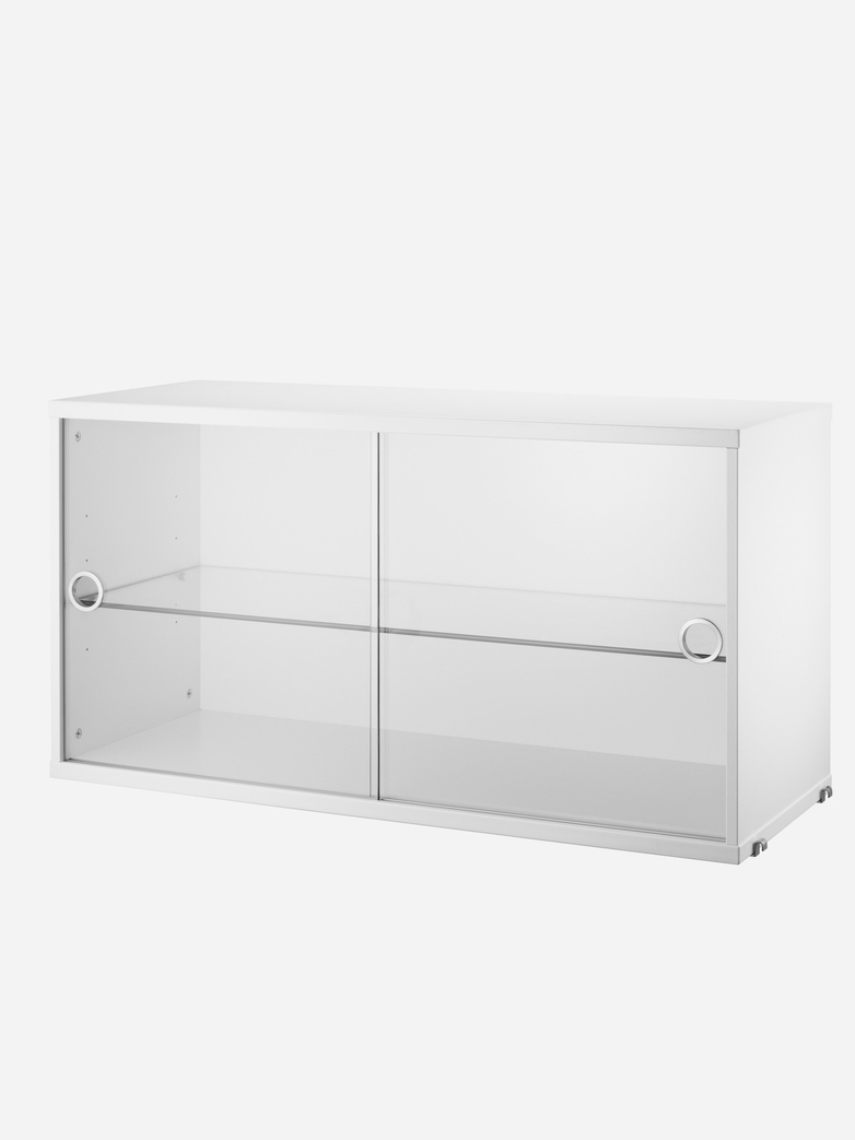 Display Cabinet – White