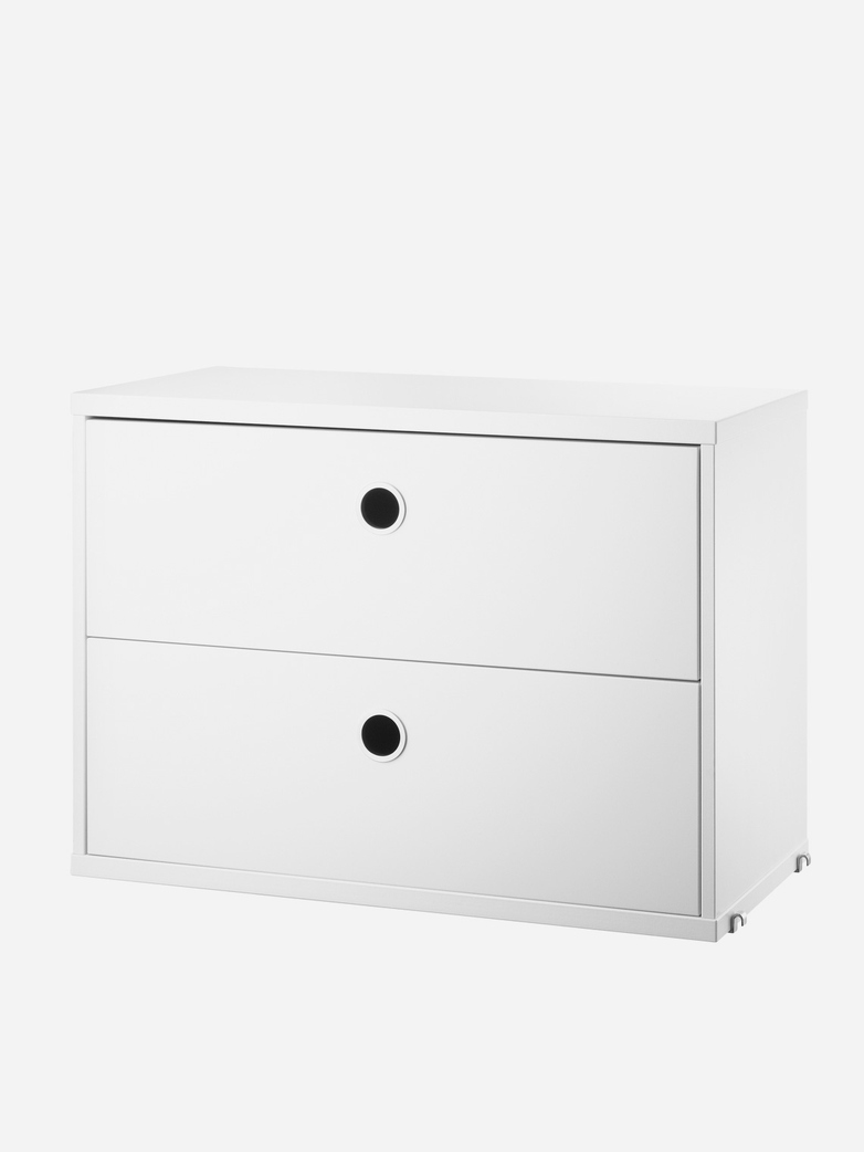 Chest Of Drawers – White