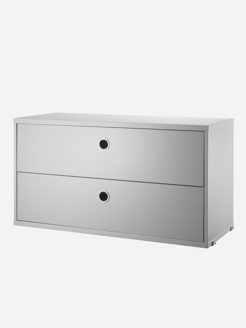 Chest Of Drawers – Large – Grey