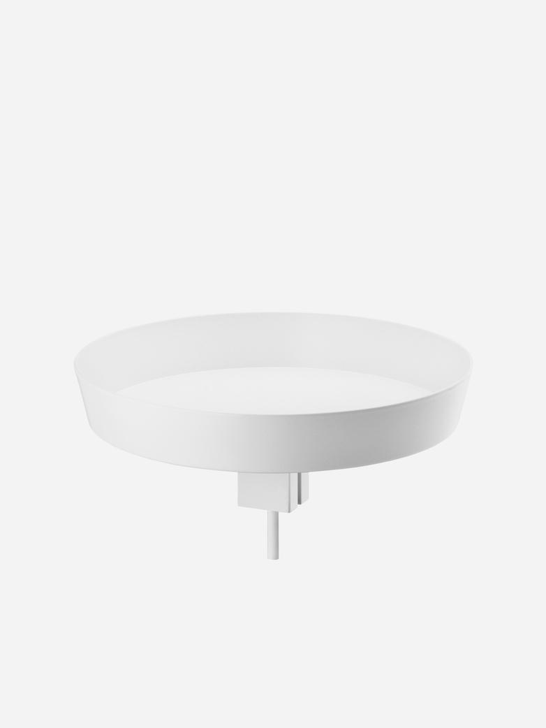 Free Standing Bowl – White