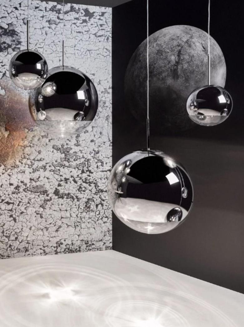 Mirror Ball Chrome – Ø50