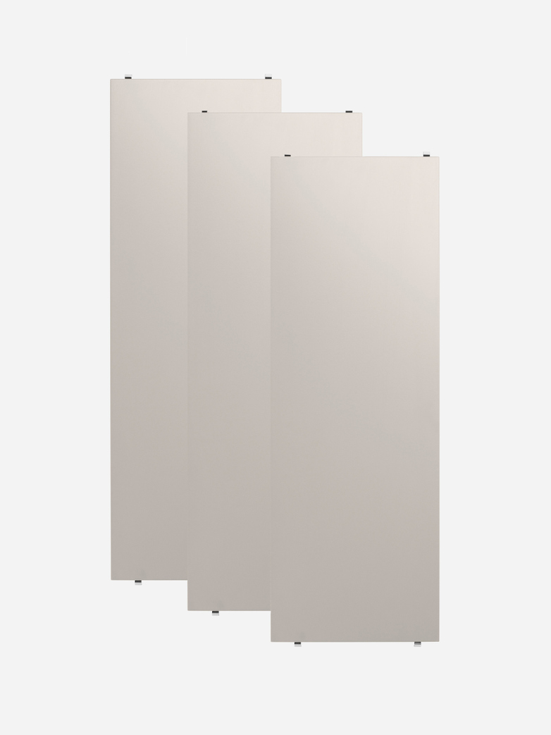 Shelves 3-pack –  Beige