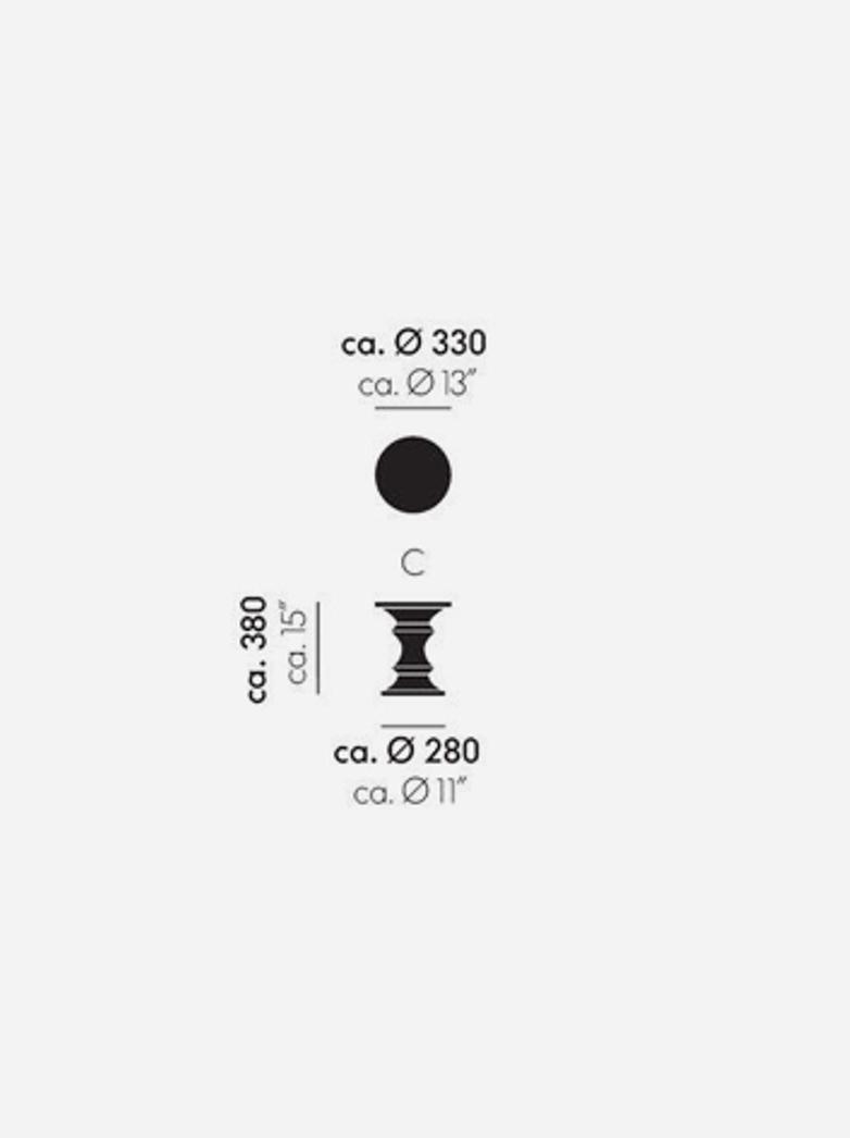 Charles & Ray Eames Stool model C