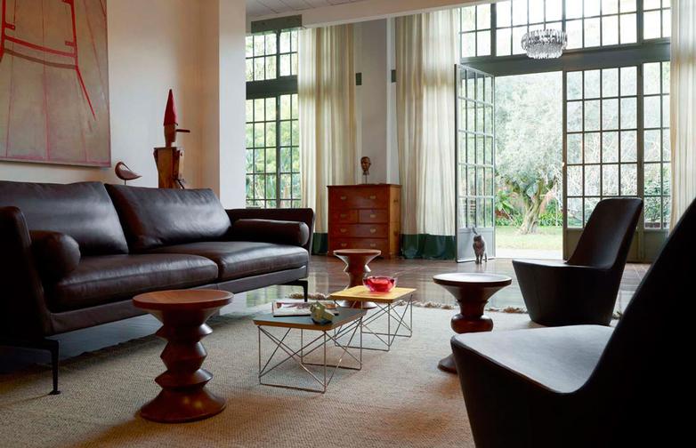 Charles & Ray Eames Stool