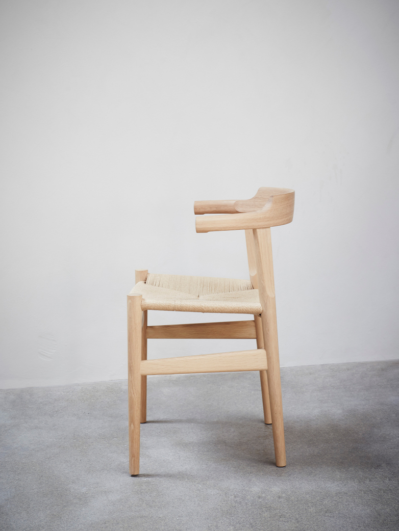 PP68 Chair – Beech – Natural Paper Cord