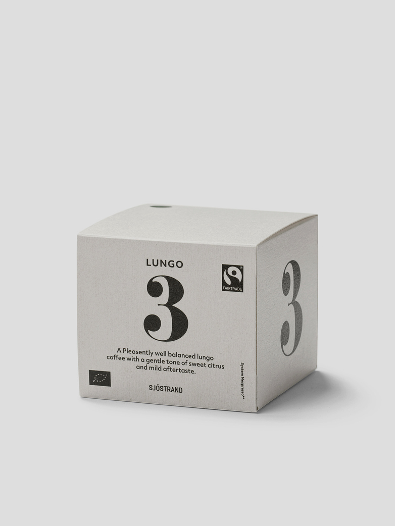 No3 Lungo by Sjöstrand