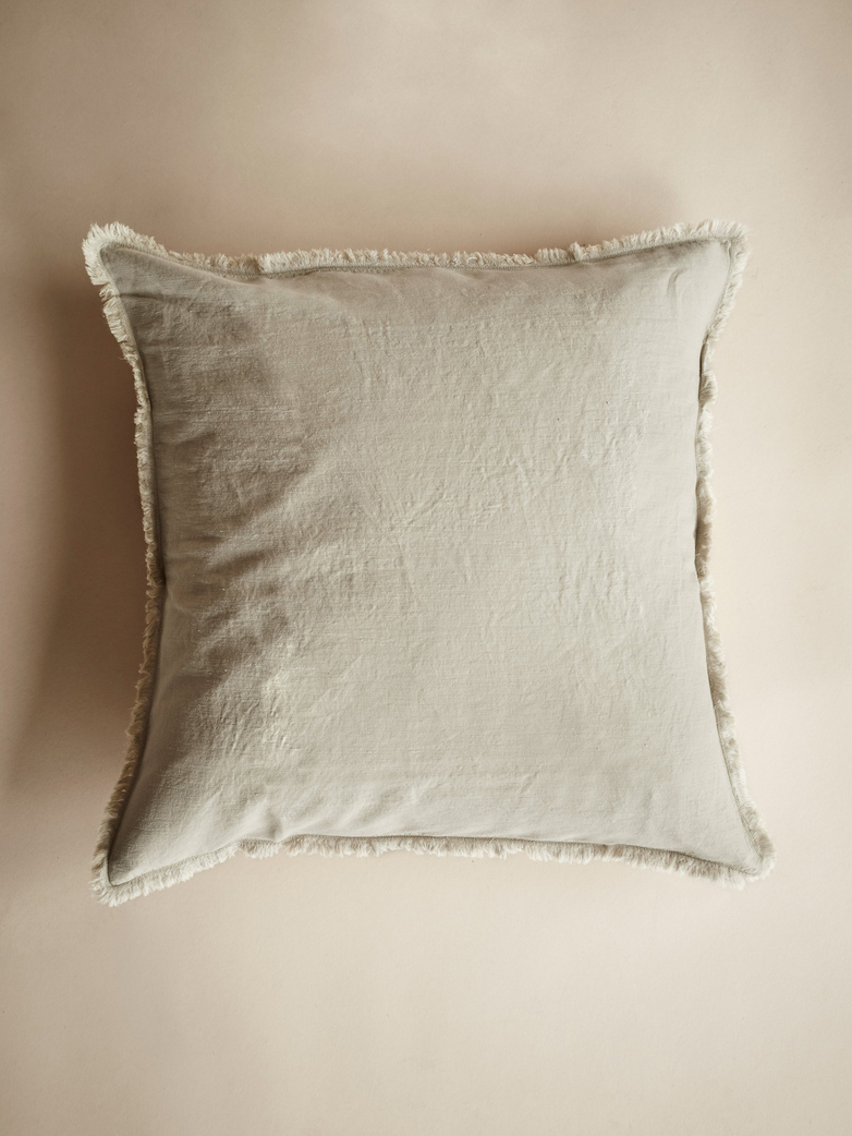 Saten Cushion Cover – Greige – 50x50