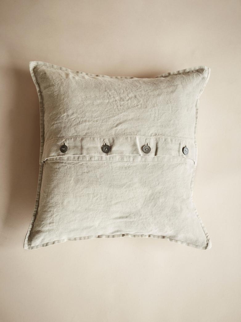 S-Bon Cushion Cover – Greige – 50x50