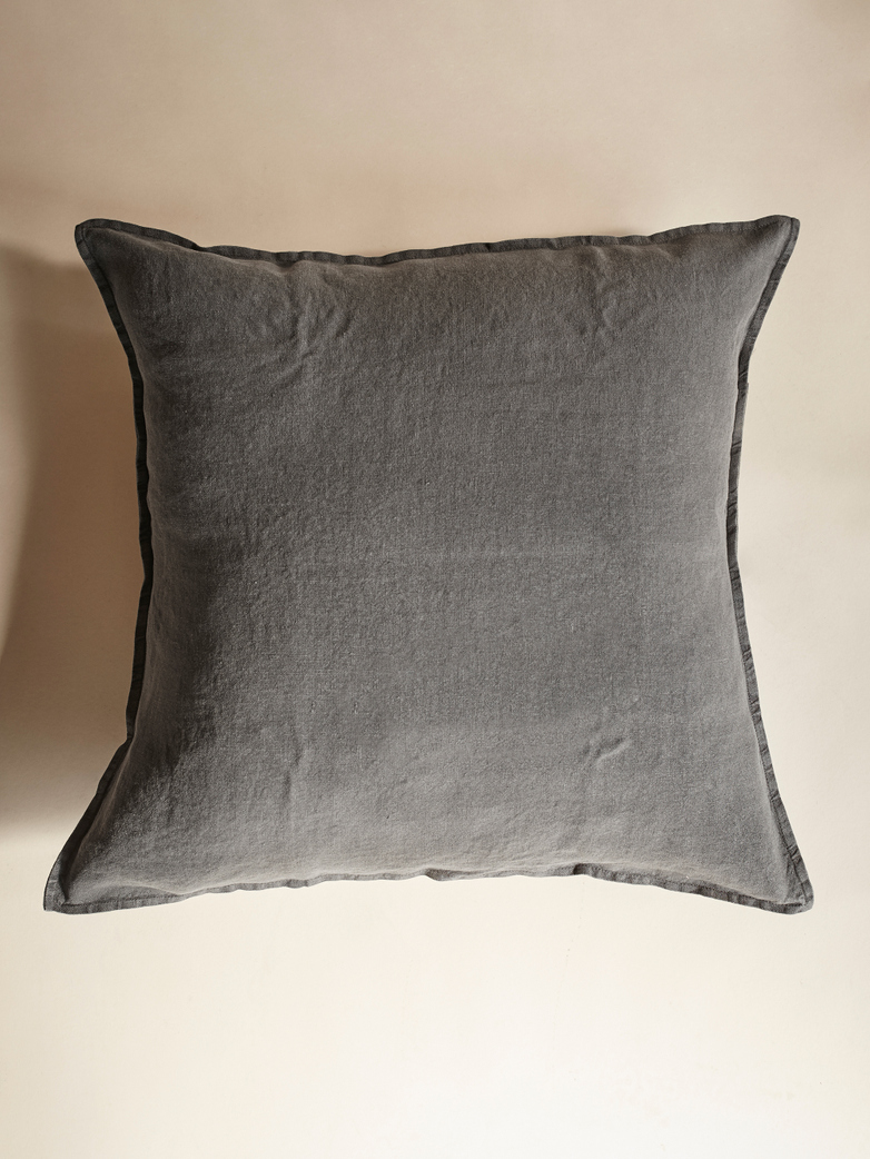 S-Bon Pillow Case – Antracite – 65x65