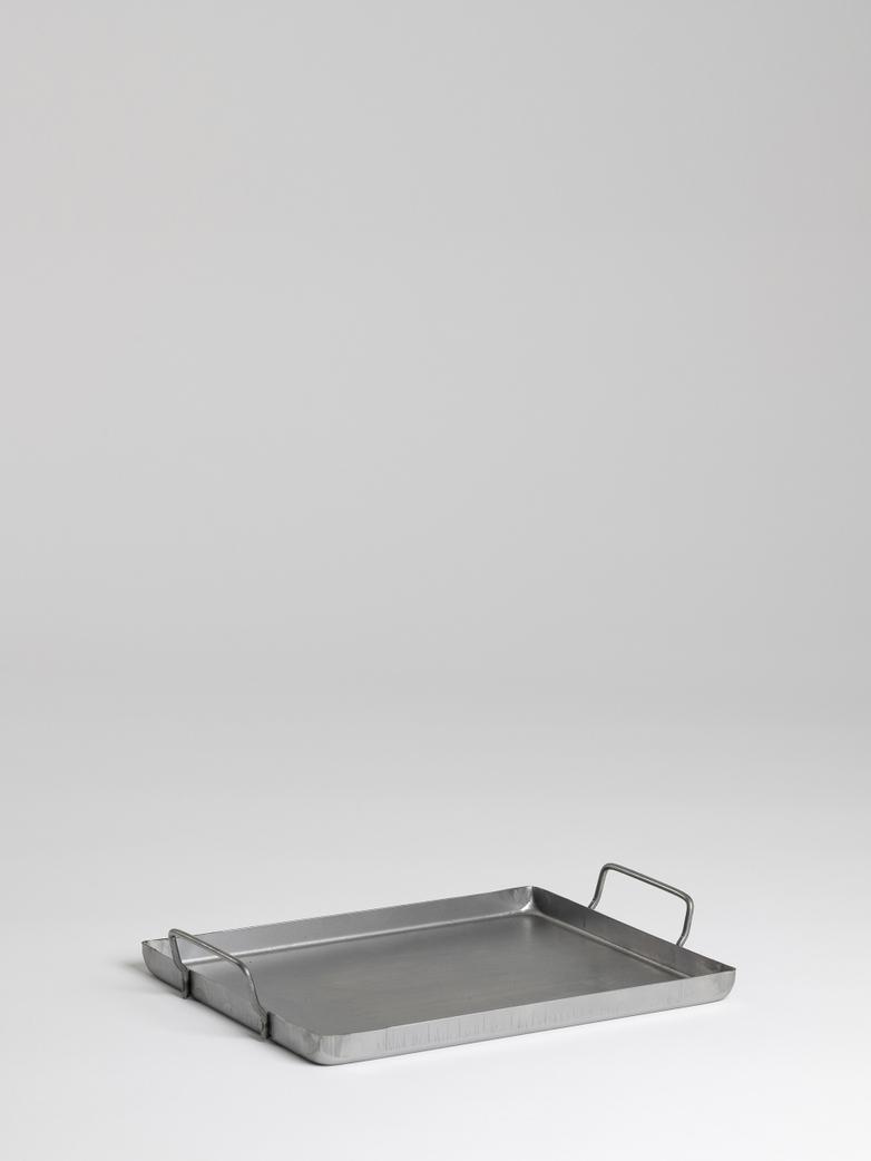 Carbon Steak Plate – 20x25 cm