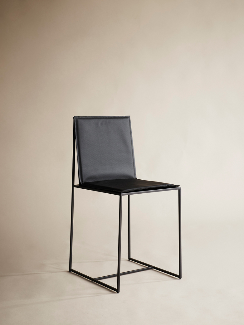 Slim Sissi Chair – Black