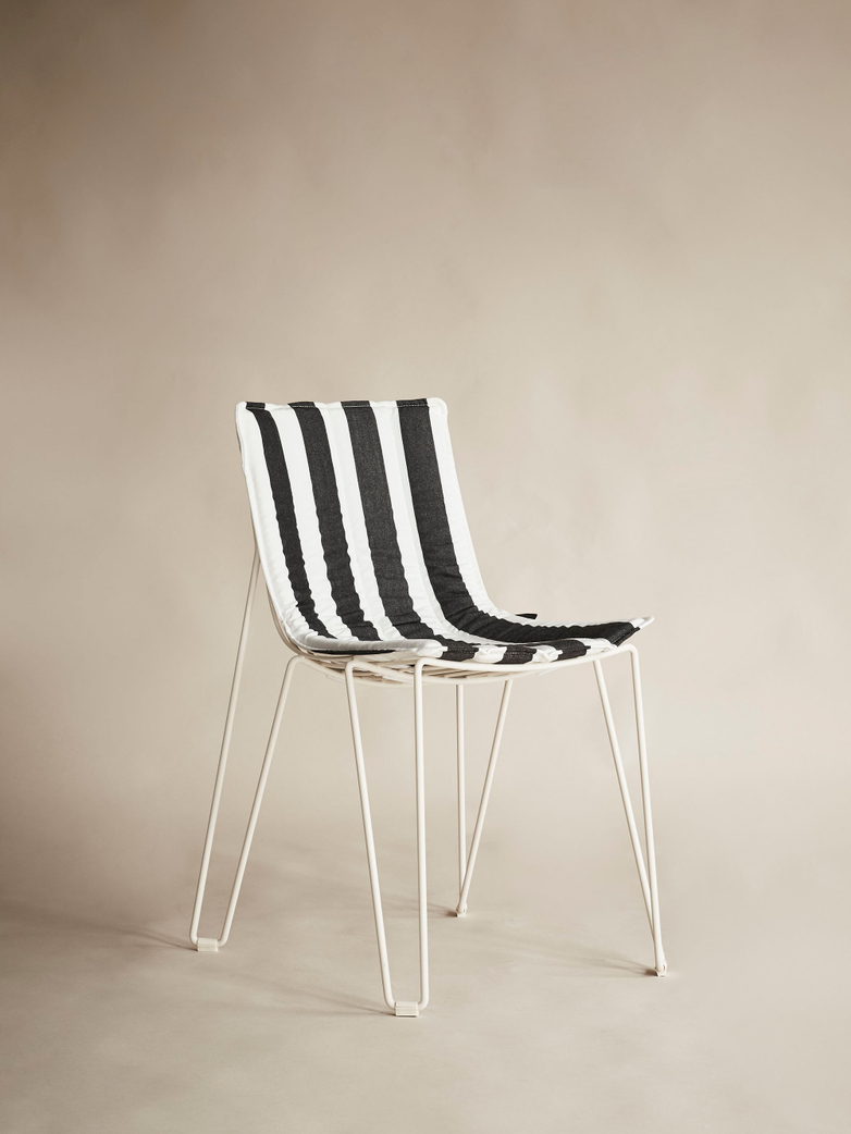 Tio Chair Seat Cover – Artilleriet Block Stripe