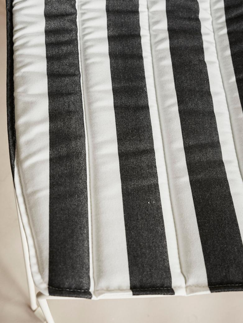 Tio Chair Seat Cover – Artilleriet Block Stripe