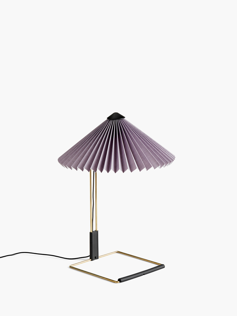 Matin Table Lamp – Lavender – Small